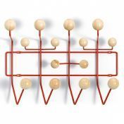 Vitra: Brands - Vitra - Hang it all Special Edition Coat Rack