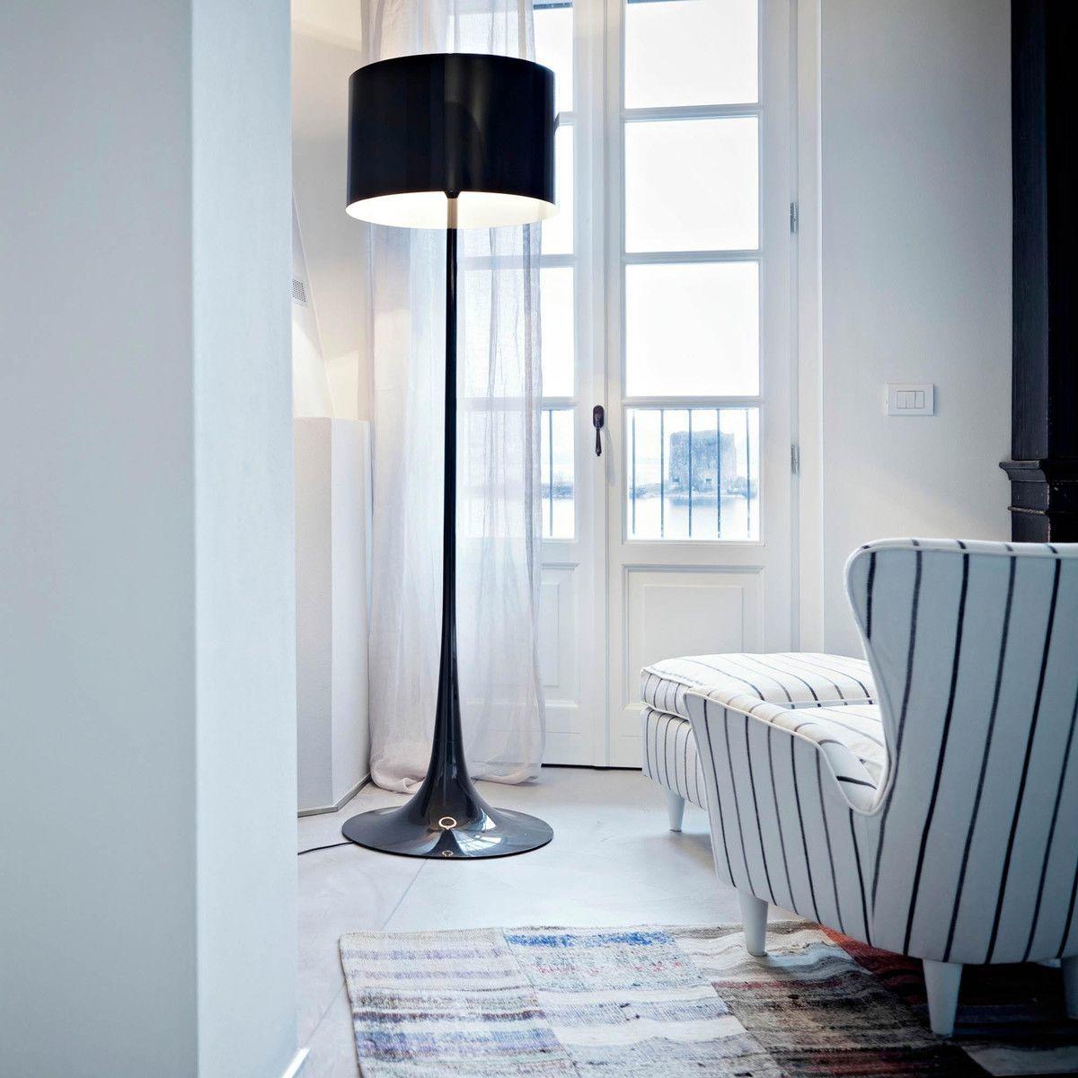 Spun Light F Eco Floor Lamp Flos