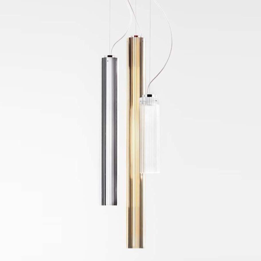 rifly metallic led suspension lamp kartell. Black Bedroom Furniture Sets. Home Design Ideas