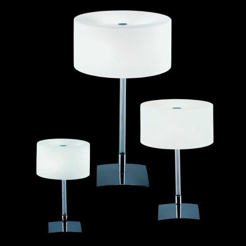 drum lampe de table fontana arte. Black Bedroom Furniture Sets. Home Design Ideas