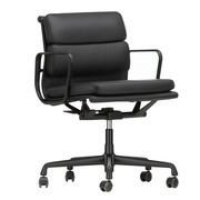 Vitra - EA 217 Soft Pad Chair Gestell schwarz