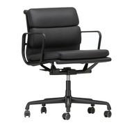 Vitra - Soft Pad Chair EA 217 Black Base