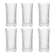 iittala - Ultima Thule Set Of 6 Champagne Glasses