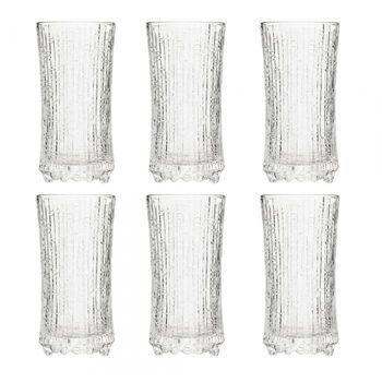 iittala - Ultima Thule Champagnerglas Set 6tlg. - transparent/18cl