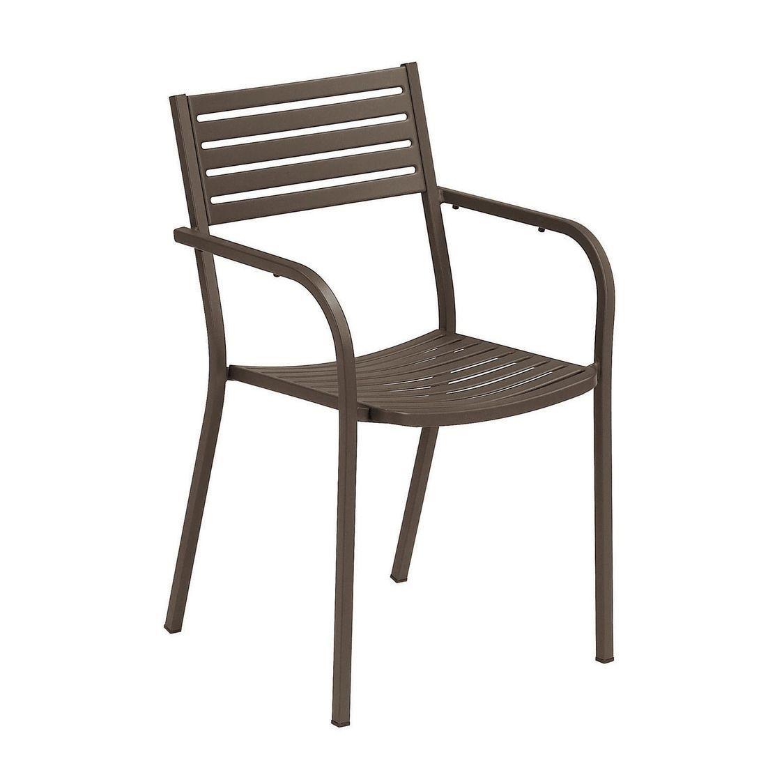 Segno silla con reposabrazos emu for Sillas con reposabrazos