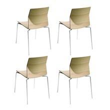 la palma - Kai - Set de 4 chaises