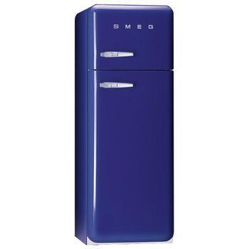 Smeg - FAB30 - dunkelblau/lackiert/Rechtsanschlag