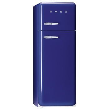 Smeg - FAB30 - dark blue/lacquered/right hinged door