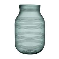 Kähler - Omaggio Glass Vase H 28cm