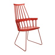 Kartell - Comback Chair Skid