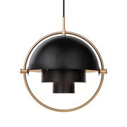 Gubi - Multi-Lite - Suspension laiton