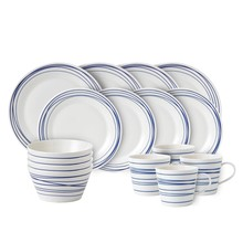 Royal Doulton - Pacific Lines 16 Piece Dinner Set