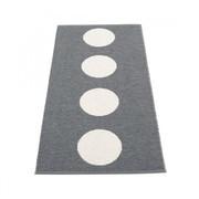 pappelina - Vera Plastic Rug 70x150 cm