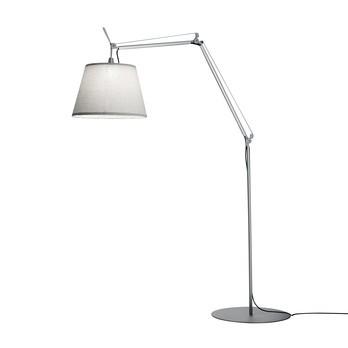 Artemide - Tolomeo Paralume LED Stehleuchte - weiß/3000K/1865lm/BxH 66.5x218.5cm/Ø 52.2 cm