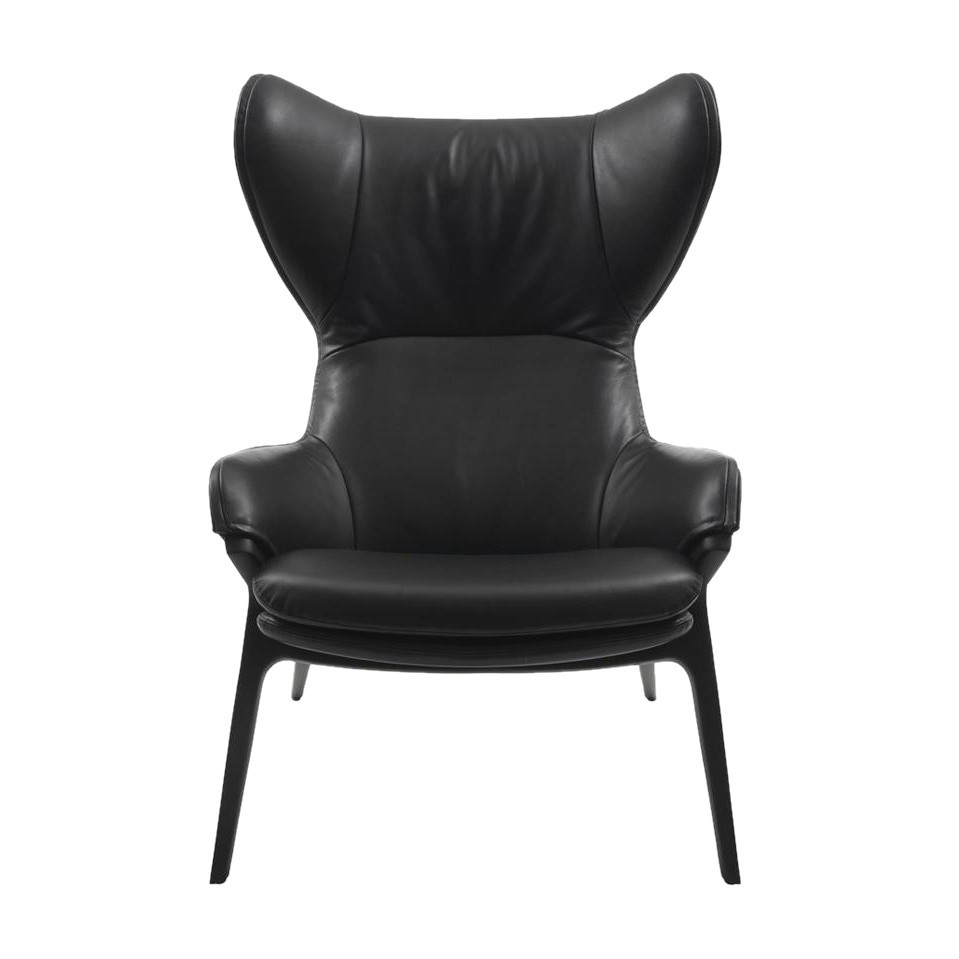 Cassina P22 Patrick Norguet Wingback Chair Ambientedirect