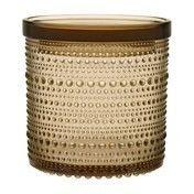 - Kastehelmi Vorratsglas 11,4 cm - desert gelb