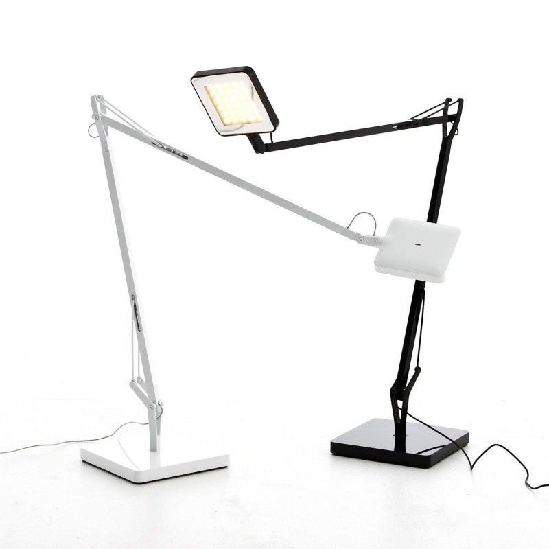 kelvin led green mode desk lamp with base flos. Black Bedroom Furniture Sets. Home Design Ideas