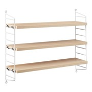 String - String Pocket Shelf 60x50x15cm