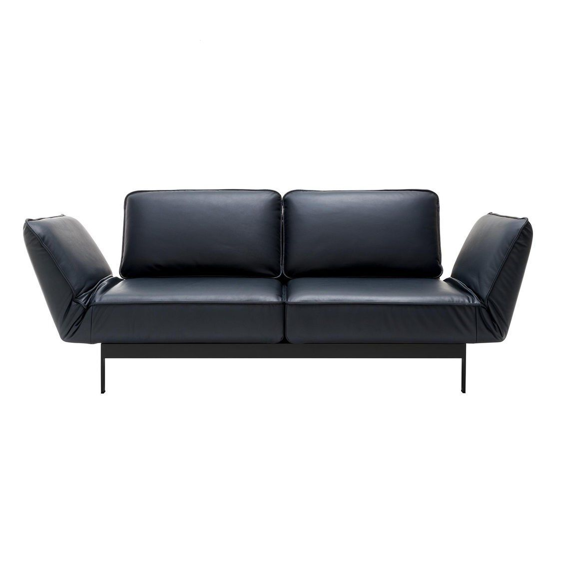 rolf benz 386 mera liegesofa ambientedirect. Black Bedroom Furniture Sets. Home Design Ideas