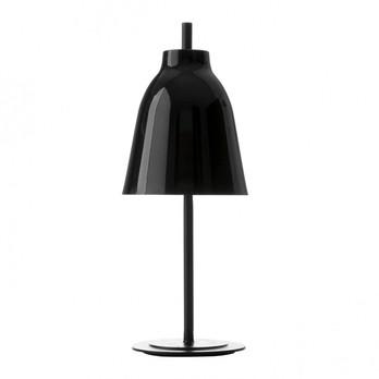 Lightyears - Caravaggio T Tischleuchte - schwarz/Ø18cm