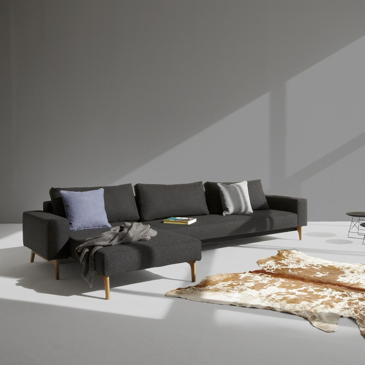 Innovation Idun Lounger Sofa Bed Ambientedirect