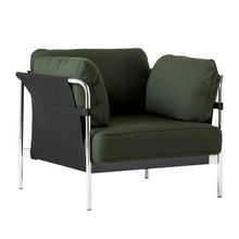 HAY - Can 2.0 Armchair Frame Steel Chromed