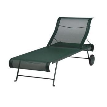Fermob - Dune Sonnenliege - zederngrün