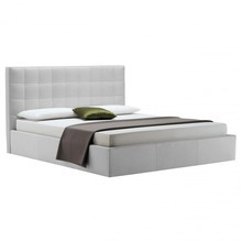 Zanotta - Overbox Double Bed with bedding box