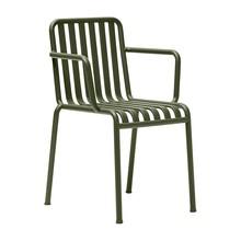 HAY - Chaise de jardin avec accoudoirs Palissade