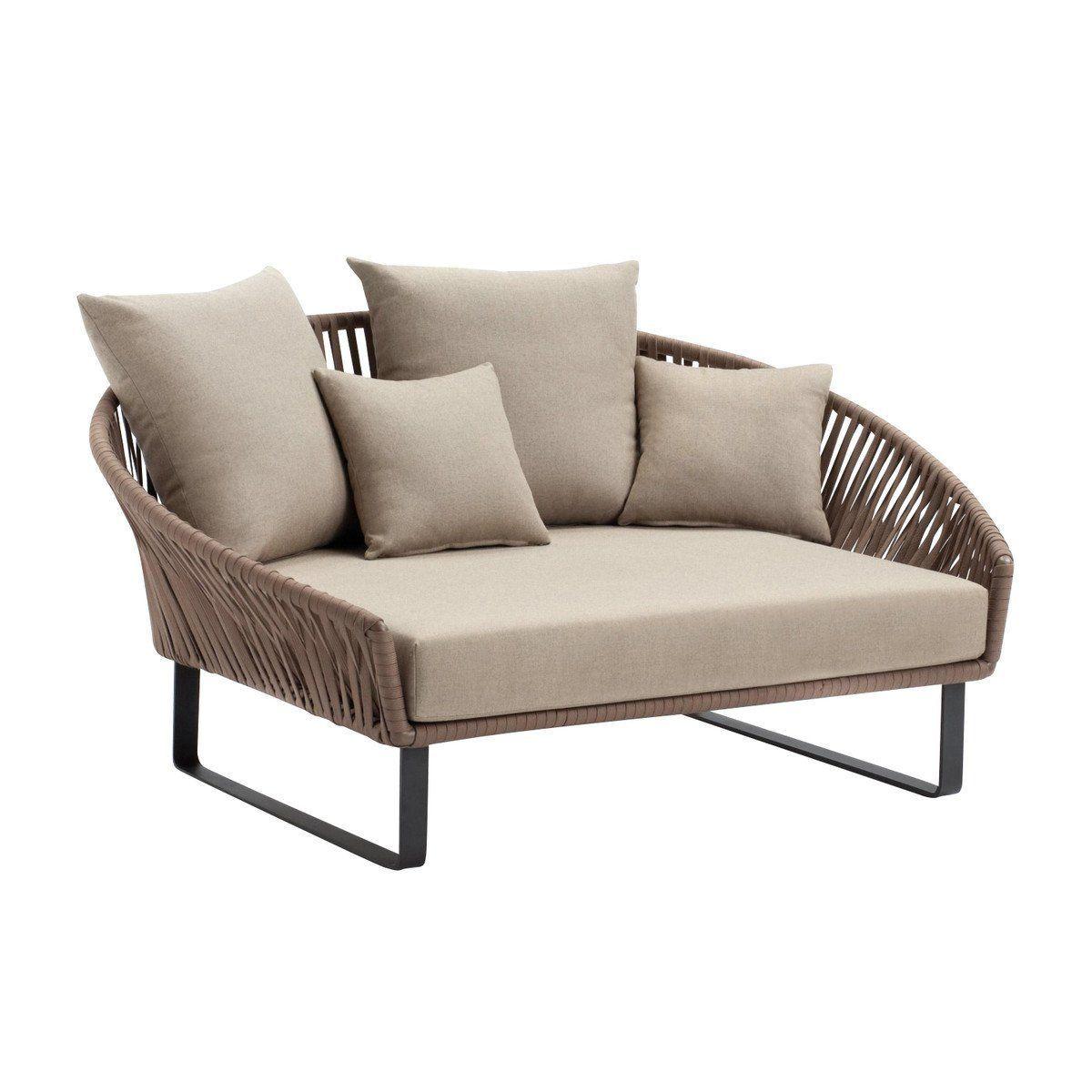 bitta daybed kettal. Black Bedroom Furniture Sets. Home Design Ideas