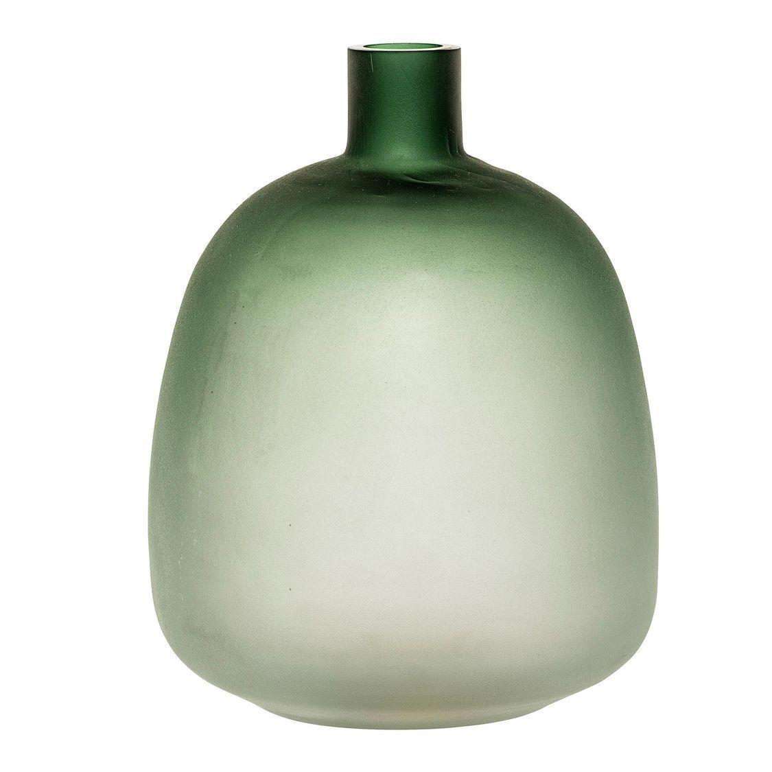 bloomingville glass vase bloomingville. Black Bedroom Furniture Sets. Home Design Ideas