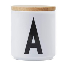 Design Letters - Design Letters - Tapa para la taza grande