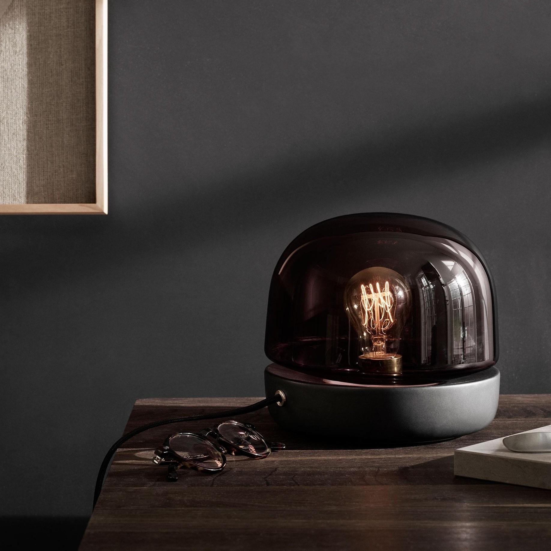 Menu Stone Table Lamp   AmbienteDirect