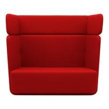Softline - Basket - Sofa met hoge rug