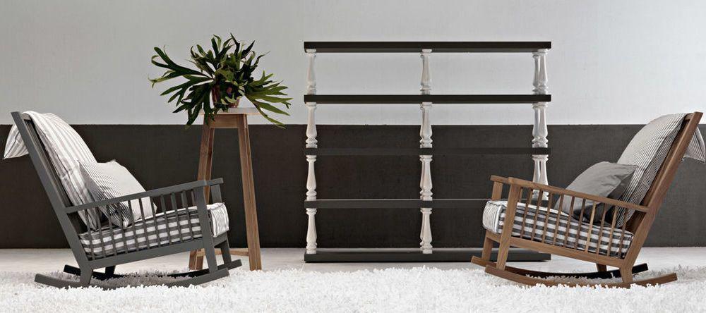 gervasoni gray stuhl beistelltisch und schreibtisch ambientedirect. Black Bedroom Furniture Sets. Home Design Ideas