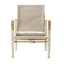 Carl Hansen - Carl Hansen KK4700 Safari Chair-Chaise lounge