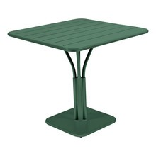 Fermob - Table de jardin Luxembourg 80x80x74cm