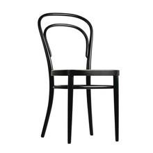 Thonet - 214 stoel met vlechtwerk
