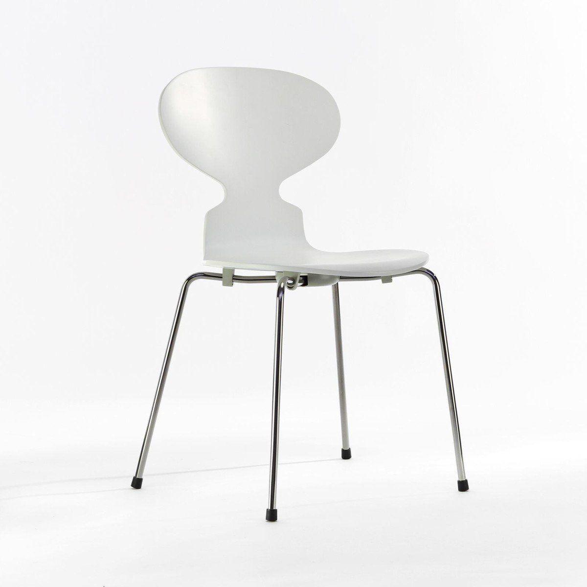 Ameisen Stuhl die ameise stuhl gefärbte esche 46cm fritz hansen ambientedirect com