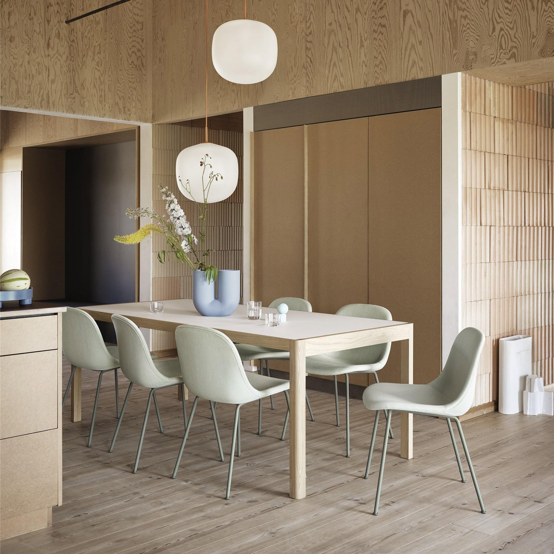 Muuto Workshop Dining Table L 200cm Ambientedirect