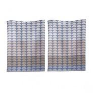 ferm LIVING - Bridges Tea Towel Set of 2