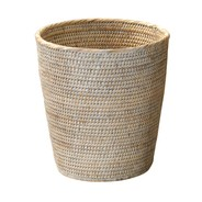 Decor Walther - Basket PK Papierkorb Rattan
