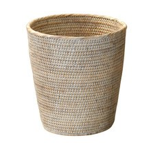 Decor Walther - Basket PK - Papiermand rotan