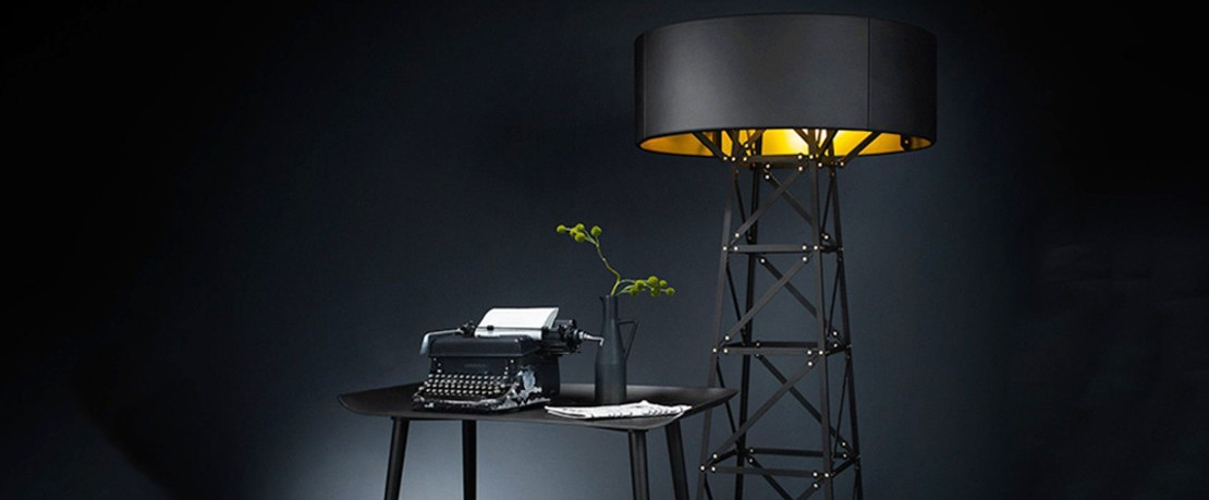 Moooi Construction-Lamp-L-Stehleuchte