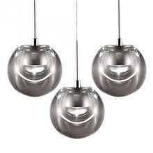 Kundalini - Dew 3 LED Pendelleuchte