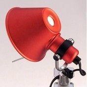 Artemide - Tolomeo Micro Pinza - rot/lackiert
