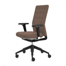 Vitra - ID Trim Citterio Bürostuhl mit 2D-Armlehnen