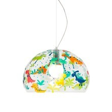 Kartell - FL/Y - Suspension avec motif