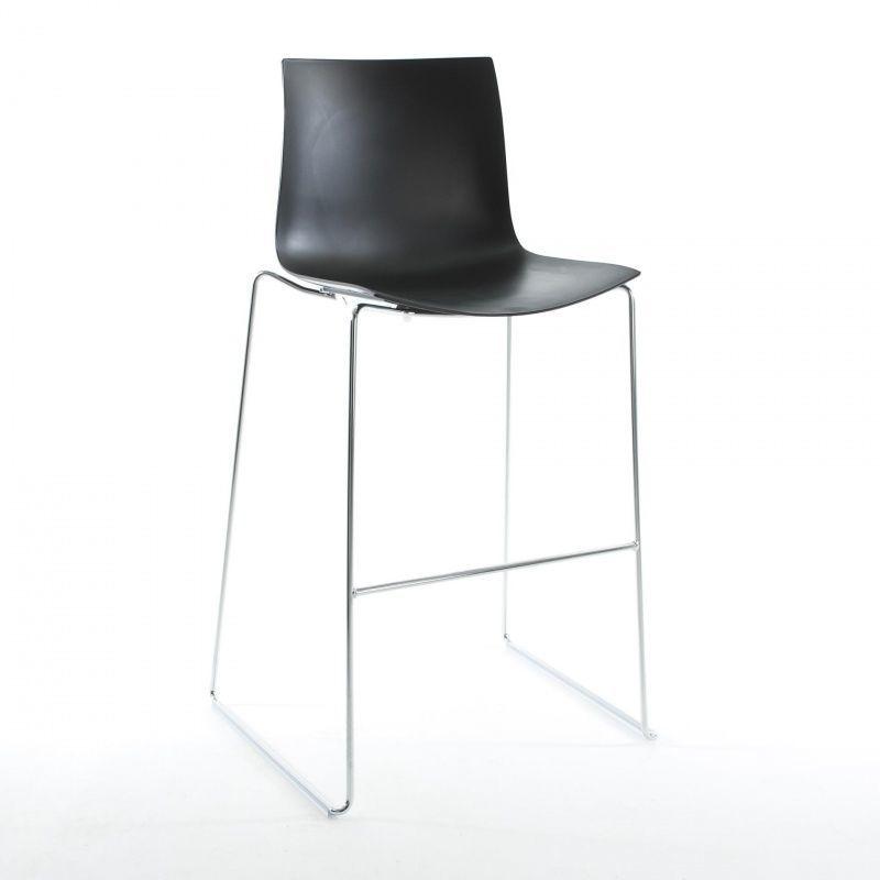 catifa 46 0474 barhocker niedrig hoher r cken arper. Black Bedroom Furniture Sets. Home Design Ideas