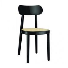 Thonet - Gloss 118 stoel met vlechtwerk